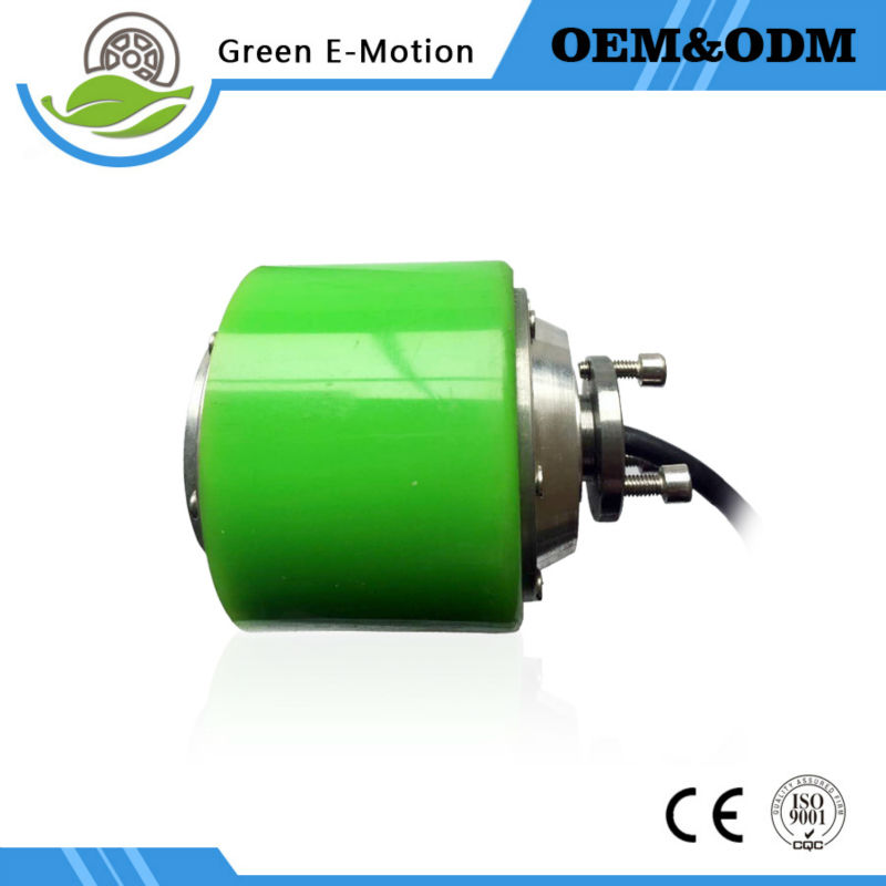 latest small light electric wheel motor 3 inch hub motor 24V 150W electric scooter motor skateboard motor(China (Mainland))
