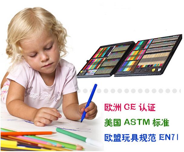 Набор для рисования Hi-Sun 100% , H905270002 наборы для рисования avenir набор для рисования