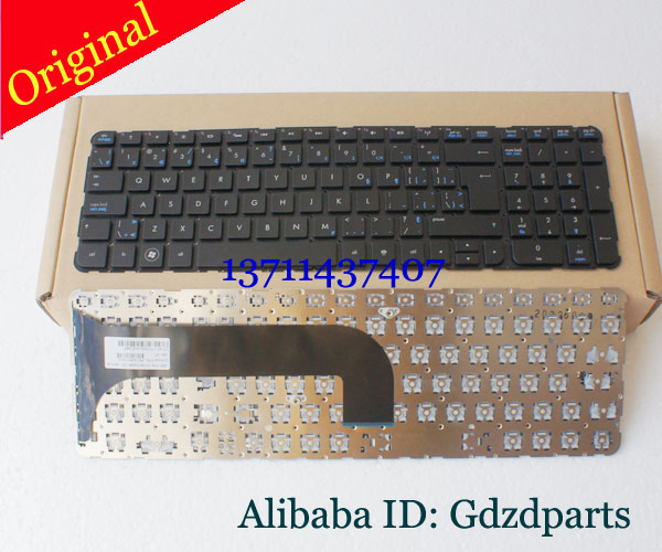 Original New EF Version keyboard For HP ENVY m6 m6-1000 m6-1100 m6-1200 Series PK130R11A13 <br><br>Aliexpress