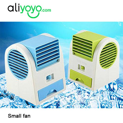 Portable USB ultra-quiet no leaves mini air conditioning fan aromatherapy fan ventilador air condicionado air conditioner(China (Mainland))