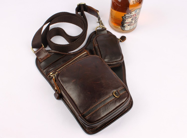Genuine Leather Messenger Bags For Men Shoulder Bag Male Crossbody
