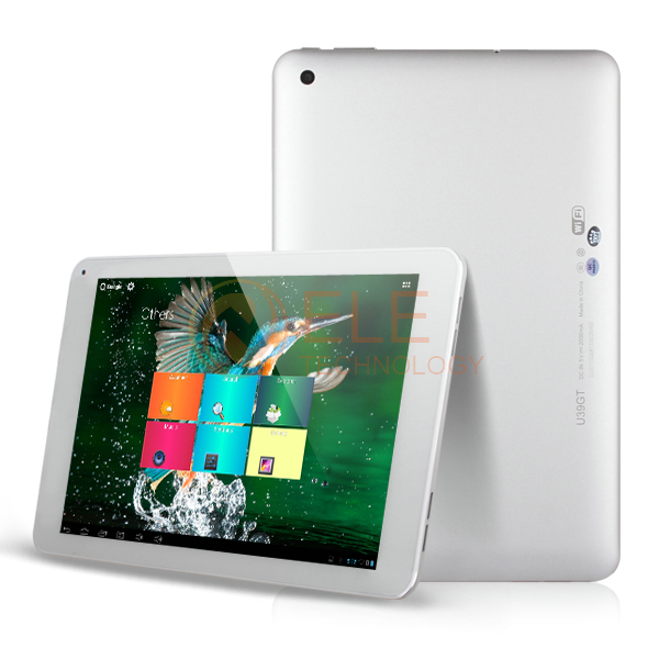 """9"""" cube u39gt PLS screen 1920*1280 RK3188 Quad core 1.6GHz 2GB RAM 16GB ROM two camera 5.0MP Bluetooth 4.0 android tablet pc(China (Mainland))"""