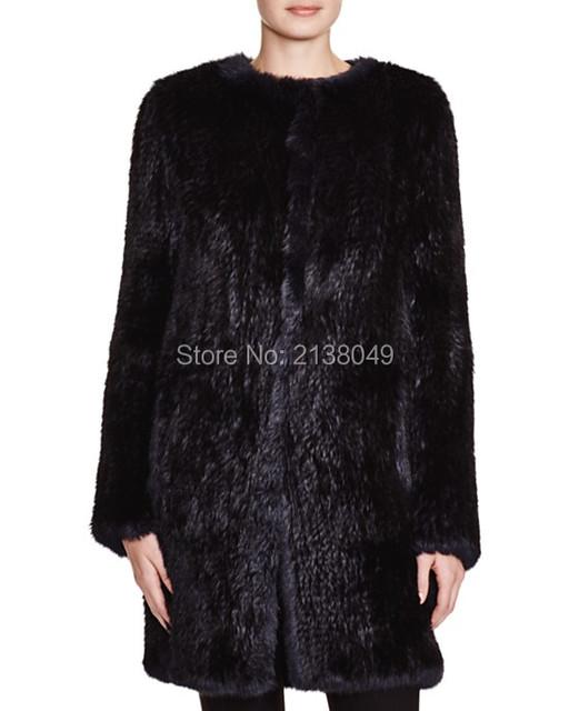 Fc039 горячие новое поступление ощущение мягкости трикотажные природный шубы настоящее кролик меховые куртки