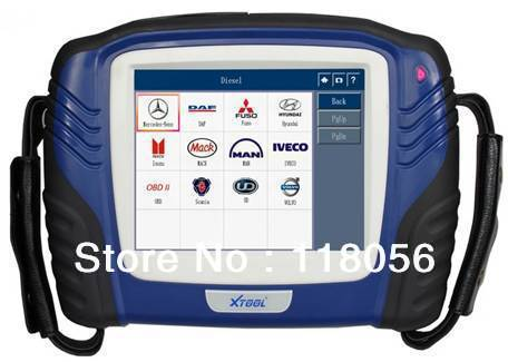 Professional 100 % Original PS2 truck diagnostic tool PS2 Heavy Duty update online.(China (Mainland))