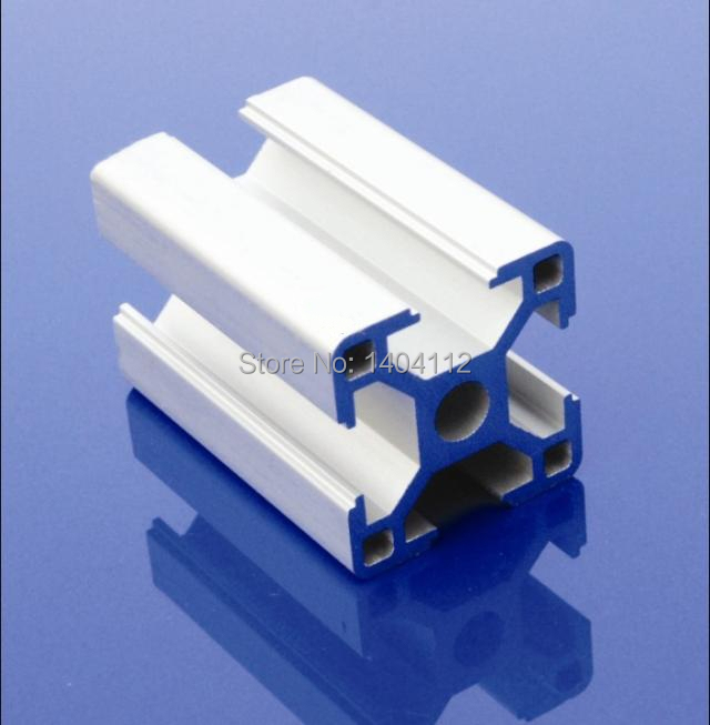 Aluminum Profile Aluminum Extrusion Profile 3030 30*30 commonly used in assembling device frame, table and display stand(China (Mainland))