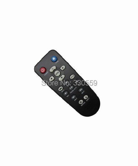 Remote Control Fit For WD TV WDBAAP0000NBK WDBABG0000NBK Live WDTV Media Player(China (Mainland))