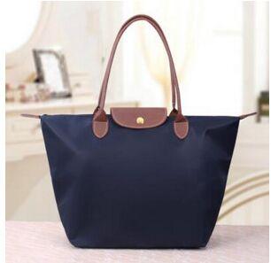 New France Popular Top-handle Bags Designer Handbags High Quality Nylon Foldable Women Totes bolsos sac a main femme de marque(China (Mainland))