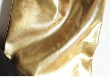 Men  gold Jacket male Brand Jacket 2015 leather coats Golden Jackets vintage  Men's Clothing Hoodies Sweatshirts couple Coat ktz(China (Mainland))