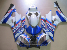 Buy Injection mold fairing body kit Yamaha YZF R6 07 08 blue white bodywork fairings set YZF 2006 2007 YT21 for $365.00 in AliExpress store