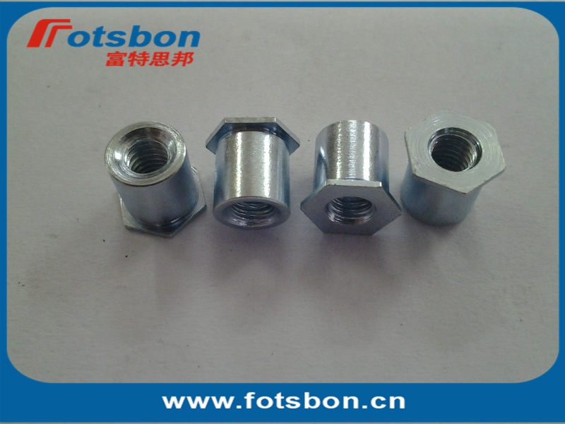 SO4-032-10  Thru-hole standoffs ,SUS416, PEM standard, in stock,made in china<br>