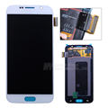 Wholesale 100 Original For Samsung galaxy S6 lcd display touch screen digitizer G9200 G920f G920A color