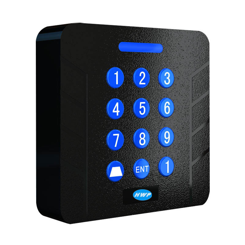 ID Keypad Access Control Reader        125KHz Reader          Wiegand 26 Reader Waterproof<br><br>Aliexpress
