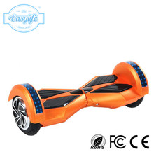 Skywalker Board 8inch Hoverboard Glider Skateboard Bluetooth LED Stereo 2 Wheel Self Balance Electric Scooters Easylife N2-8CP