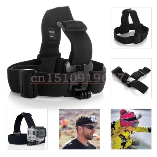 Gopro Head Strap Mount For Gopro HD Hero 5 4 2 3+ Camera Free shipping