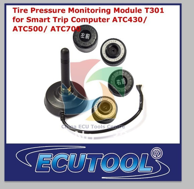 Tire Pressure Monitoring Module T301 for Smart Trip Computer ATC430/ATC500/ATC700 + Free Shipping