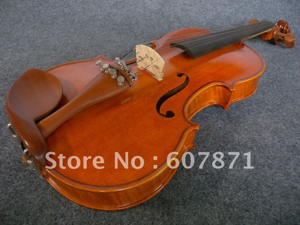 4/4 Old Violin Aged Maple Russian SPruce Pro 41 #(China (Mainland))