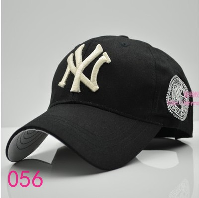 2015 free shipping NY casual stylish cap baseball cotton men women fashion hot sale promotion outdoor sport(China (Mainland))