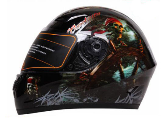 DOT NEW COOL Corsair Motorcycle Helmets Off-Road Moto Motocross helmet Casco Capacete Casque SIZE:L(China (Mainland))