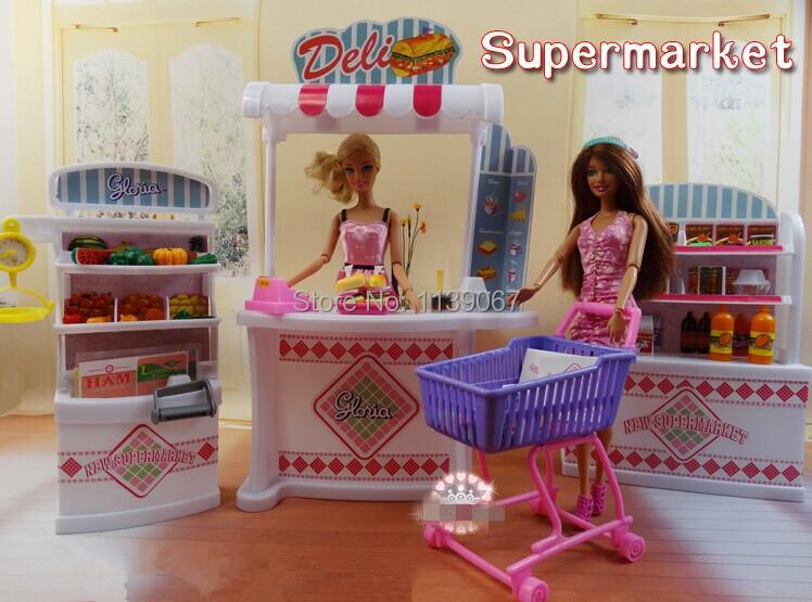 Compre boneca branco mesa de caixa de - Accesorios para supermercados ...