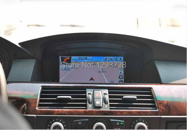 Car dvd player for BMW E60(China (Mainland))
