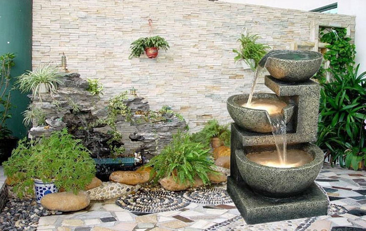 Large indoor water fountains - 28 images - modern bowls with.