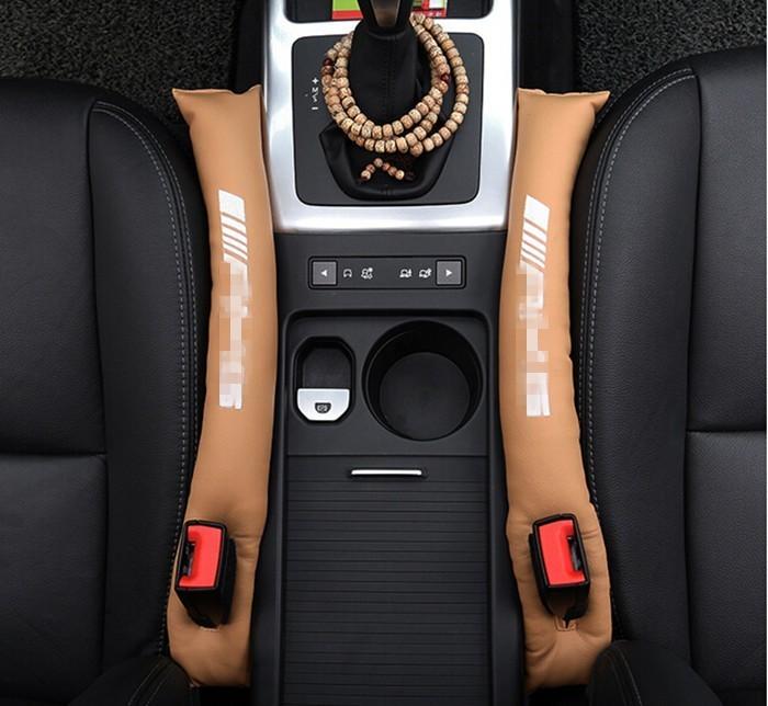 2018 amg logo car seat slot plug auto interior accessories