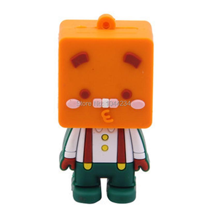 funny box cartoon pen drive car key pen drive 64GB usb flash drive memory stick for kids thumb drive card(China (Mainland))