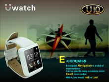 Смарт часы U10L наручные часы U Bluetooth андроид телефон Smartwatch для iPhone 6 5 5S 4S Samsung S5 S4 примечание 4 HTC смартфонов u10