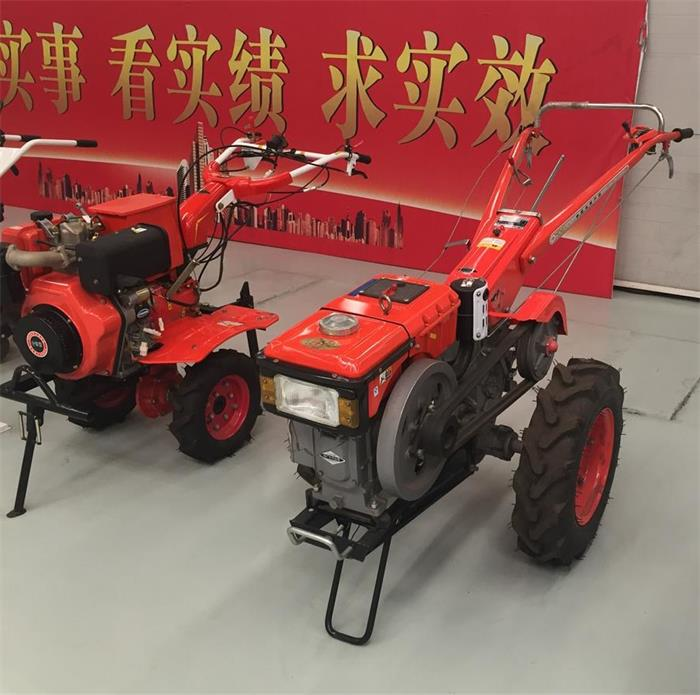 Small Two Wheel Walking Tractor 10HP Water Cooled Engine(China (Mainland))