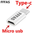 USB3 1 Type C Cable Micro USB to Type c Adapter USB C Fast Charger for