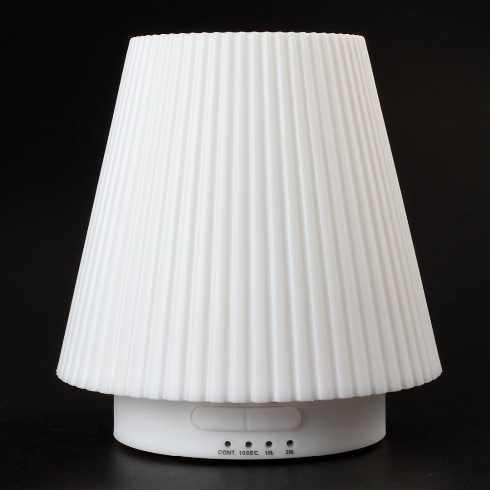 100ml Ultrasonic Diffuser 2.4Mhz 7 Colors Changing Table Lamp Type Ultrasonic Diffuser Aromatherapy Ultrasonic Humidifier(China (Mainland))