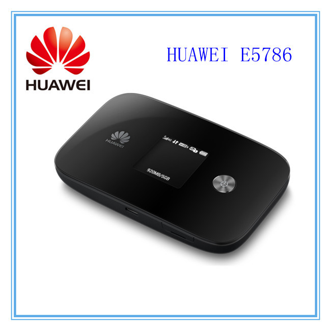 Unlocked 300Mbps HUAWEI E5786 3G 4G WiFi Router (E5786s-32a)(China (Mainland))