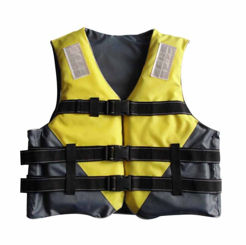 Yellow Quality Adults Men/Women Life Vest Sports Jackets Drifting/Rafting/Surfing/Swimming/ New 2016 a0456DT15(China (Mainland))