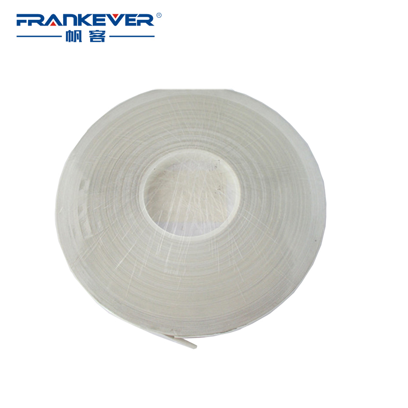 Free Shipping New Style 2 Conductors White Super Slim Flat OFC Speaker Cable Speaker Wire Invisible After Mounting(China (Mainland))