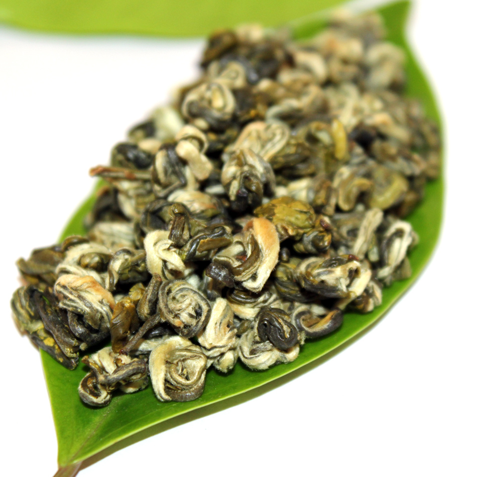 100g New Spring Biluochun tea premium Pilochun tea Bi luo chun green tea the green food