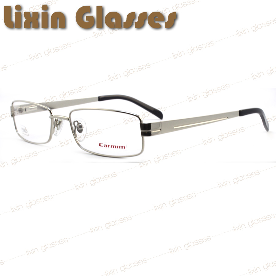 Very high quality Silver color men used clean lens Glasses Frame/ Eyeglasses/ Optical frames zy001(China (Mainland))