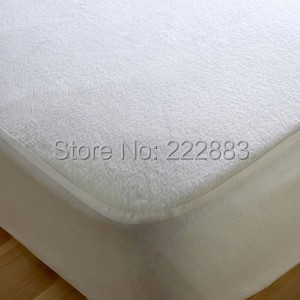 Hot Selling Brazil Size 46*91+30cm Waterproof Mattress Protector/Cover For Baby Mattress(China (Mainland))