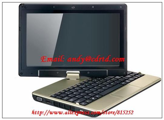 Laptop Keyboard for Gigabyte T1000P black with yellow label UI US-International(China (Mainland))