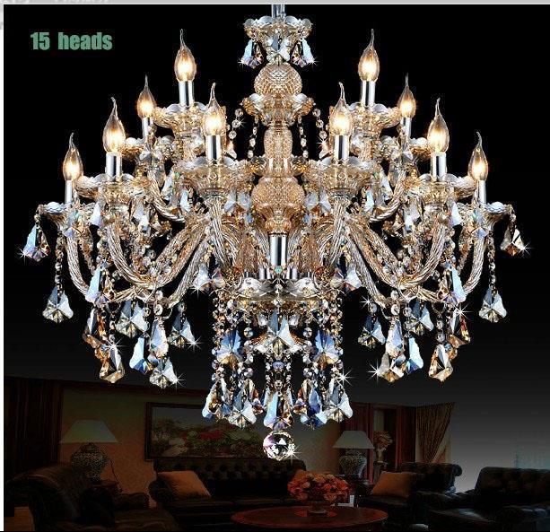 Best Dining Room Chandeliers: Large Chandelier Lighting Top K9 Crystal Chandeliers Bedroom Lamp Dining Room Crystal Lamp