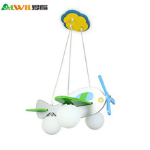 new arrival Modern cartoon child real  brief baby bedroom fashion wool pendant light  free shipping(China (Mainland))