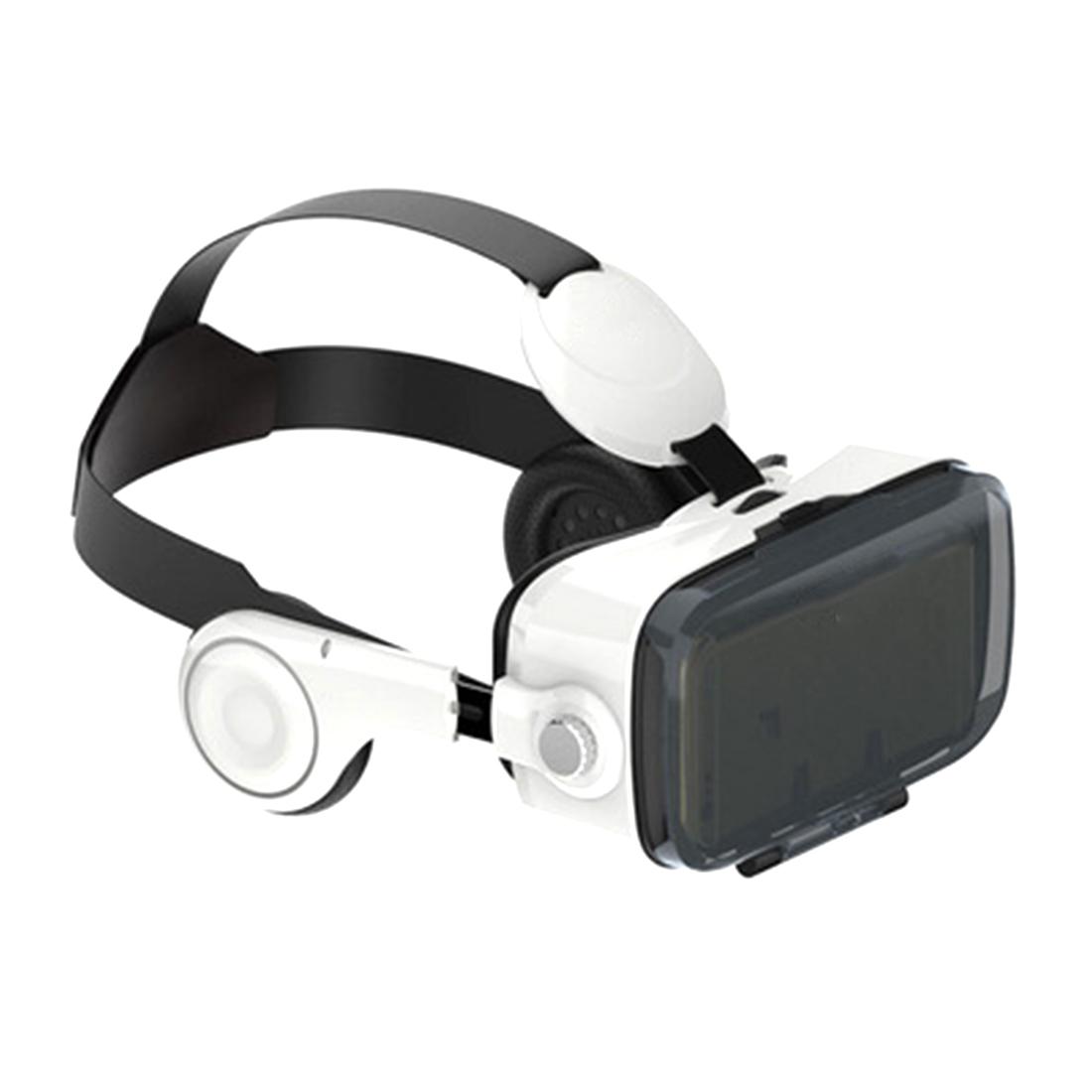 ถูก ความจริงเสมือน3D VRแว่นตาG Oogleกระดาษแข็งแว่นตากับหูฟังสำหรับ4.7-6.2นิ้วมาร์ทโฟน