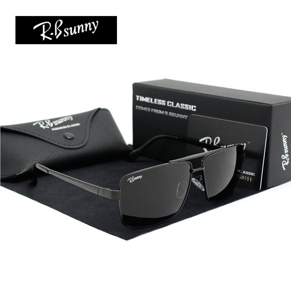 2017 Hot Selling Designer Sunglasses Men Polarizing Driving Outdoor Sports Classic Sunglasses Men's High Quality(China (Mainland))