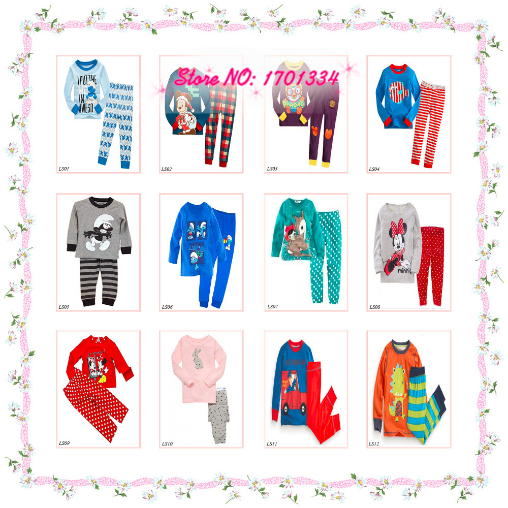 Гаджет  2015 New Fashion Childrens Round Neck T-Shirt and Pants Sets Long Sleeved Cotton Boys Sets Pattern Print Clothing Kids Sets None Детские товары