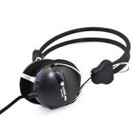 New model headset with plastic material and with  free shipping products