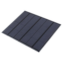 New best 6v 3.5w 580-600MA Solar Panel sockets Battery Charger high efficiency MP4 PDA(China (Mainland))
