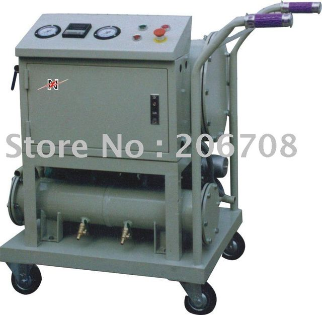 Fast-Clean Seperation Oil Purifier/Series TYB Fuel/Diesel oil/Gasoline Light Oil Filtration