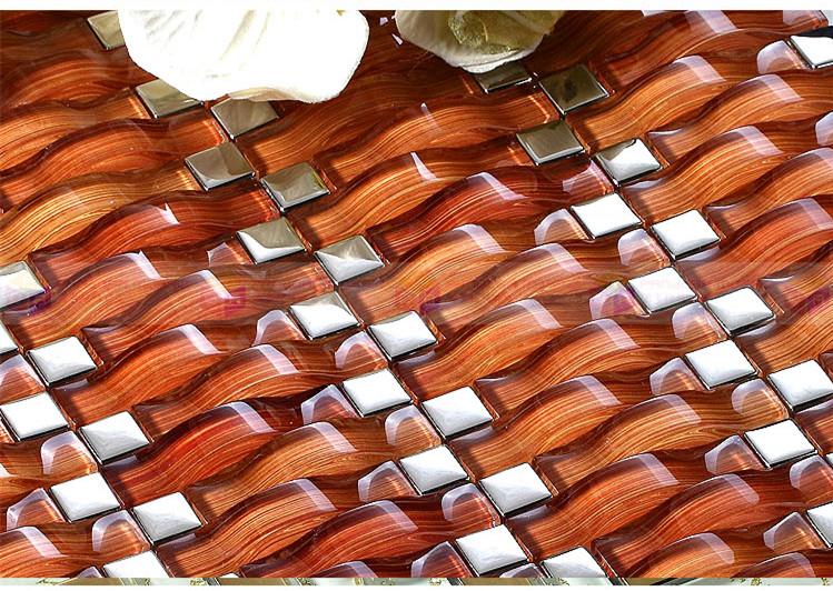 Стеклянная плитка в домашних условиях 148