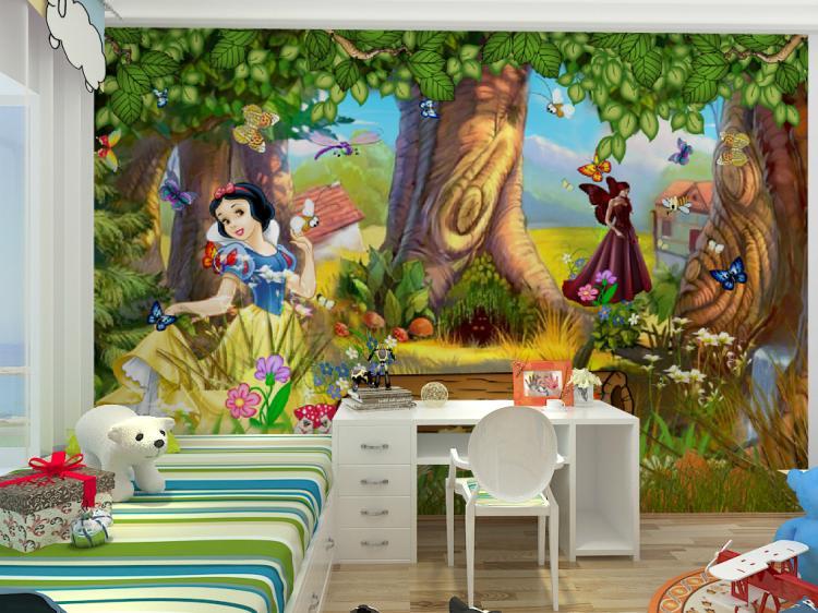 popular fantasy wallpapers buy cheap fantasy wallpapers. Black Bedroom Furniture Sets. Home Design Ideas