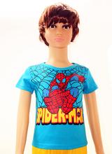 Baby boys clothesT-shirt Spider man baby shirt T-Shirt boy & girl short Sleeve sleeve Shirt,Infants&Toddlers Children Clothing