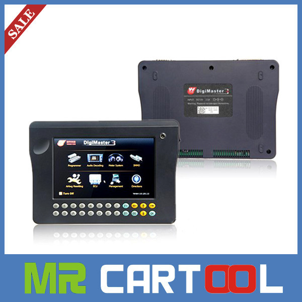 [YANHUA Distributor] 2015 Top-Rated Digimaster 3 Odometer Correction Digimaster iii Master Buy-out Version Update On Line(Hong Kong)